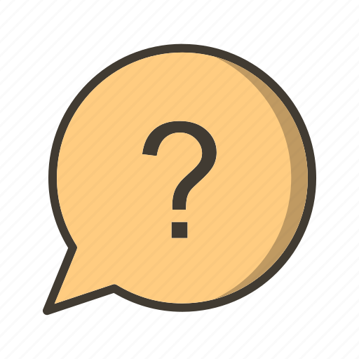 Ask, help, question mark icon - Download on Iconfinder