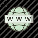 web, site, www