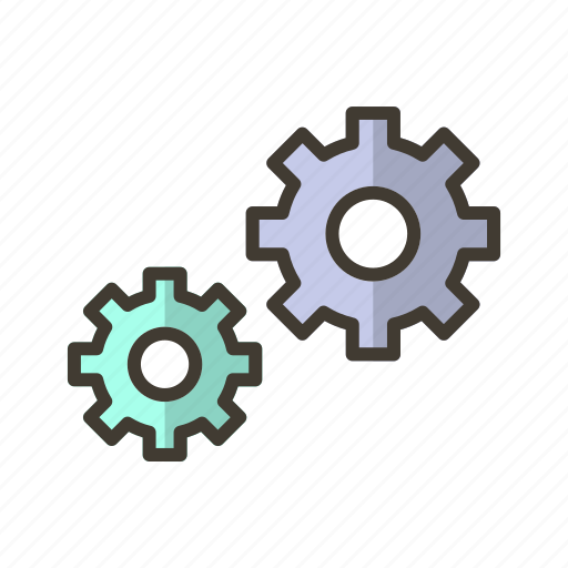 Configure, cog wheel, setting icon - Download on Iconfinder