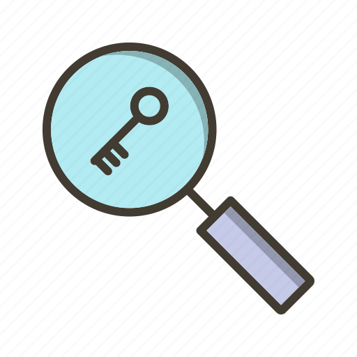 Find, keyword, search icon - Download on Iconfinder