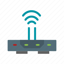 internet, internet signals, router, wifi icon