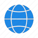 earth, globe, web, www icon