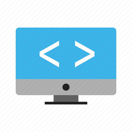 code, html, marketing, optimization, search, web icon
