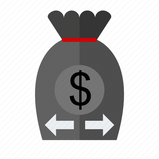 bank, banking, credit, currency, finance, money, payment icon