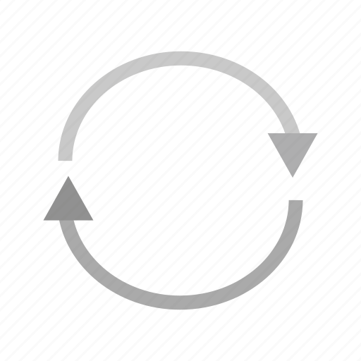 arrows, circle, loop, refresh, reload, repeat, synchronize icon