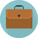 briefcase, folder, portfolio, suitcase icon