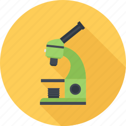 microscope, research, search, study icon