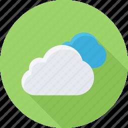 cloud, madia cloud, media, social media cloud icon