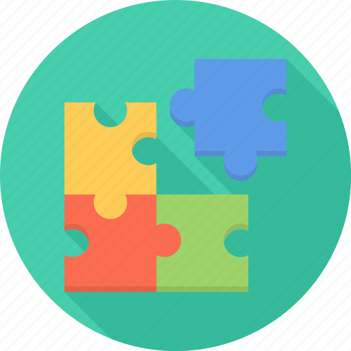 Organization, puzzle, seo, structure icon | Icon search engine