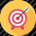 arrow, targen auditory, target, targeting