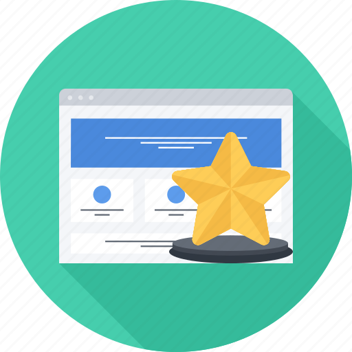 achievement, prize, site, top, top site, victory icon