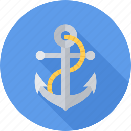 anchor, seo, settings, smartphone icon