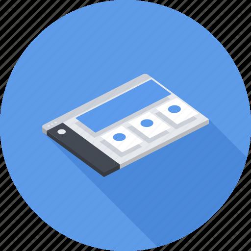 content, designe, optimization, seo, site icon