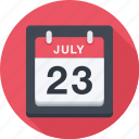 calendar, deadline, optimization, time icon