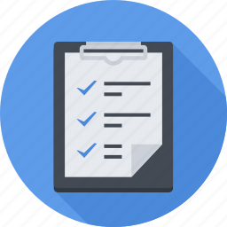 checklist, features, list, tablet icon