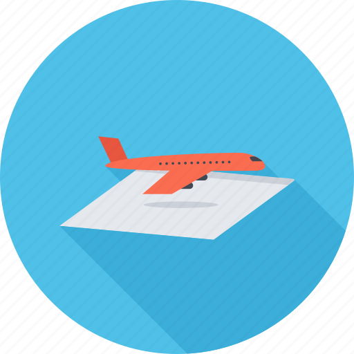 landing page, page, plane, site icon