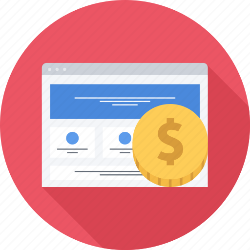 conversion, monetization, money, seo, site icon