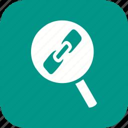 communication, internet, link, link tracker, seo, tracker, web icon