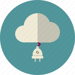 cloud, computing, seo, socket, web site icon