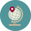 address, globe, label, local, map, seo, web site icon