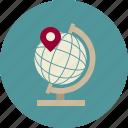 address, globe, label, local, map, seo, web site icon