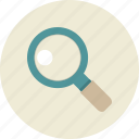 magnifying, search, seo, web site