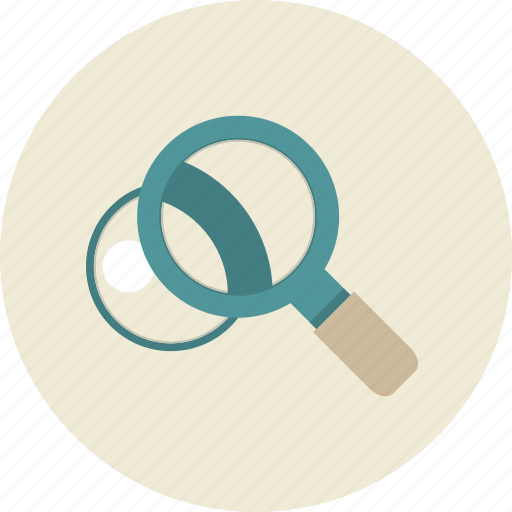glass, magnifying, optimization, search, seo, web site icon