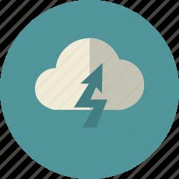 cloud, computer, seo, upload, web site icon