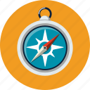 arrow, compass, direction, location, navigate, navigation icon