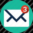 communication, email, envelope, letter, message, internet, mail