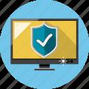 antivirus, monitor, safety, shield