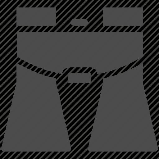 binocular, explore, search, spyglass icon