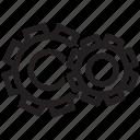 engine, gear, options, settings, tool, cog, configuration
