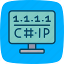 classcipchecker, data, database, file, information, ip, server icon