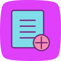 add, cart, extension, file, new, plus, to icon