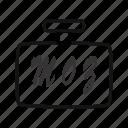 business, mozrank, office, seo, tick-moz, tool, web-design icon