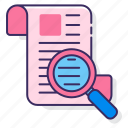 case, magnifying, study, zoom