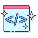 clean, coding, development, web