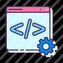 coding, custom, development, html