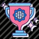 award, seo, trophy, web