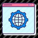 browser, internet, optimization, website