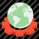 worldwide setting, global setting, global maintenance, global configuration, worldwide solutions
