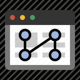 eye, eye movement, heat map, marketing, movement, seo, tracking icon