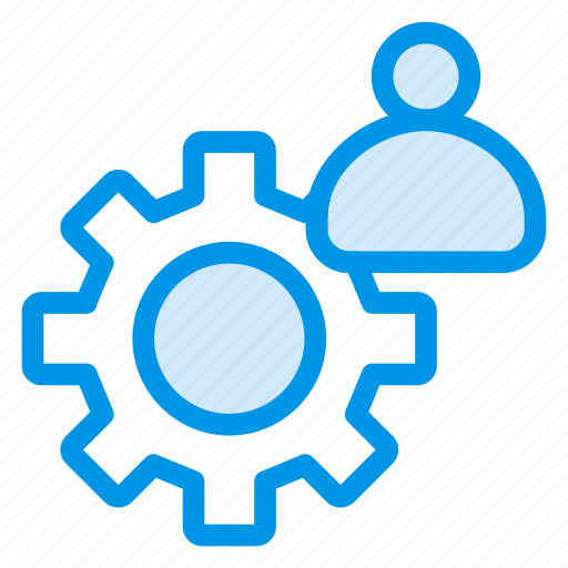 account, admin, administration, gear, profile, setting, user icon