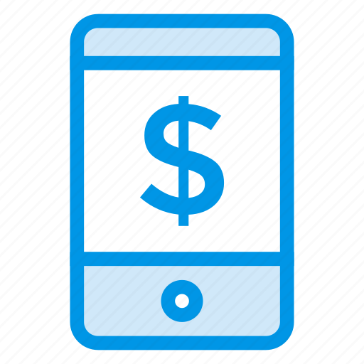 banking, device, mobile, payment, phone, transaction, withdraw icon