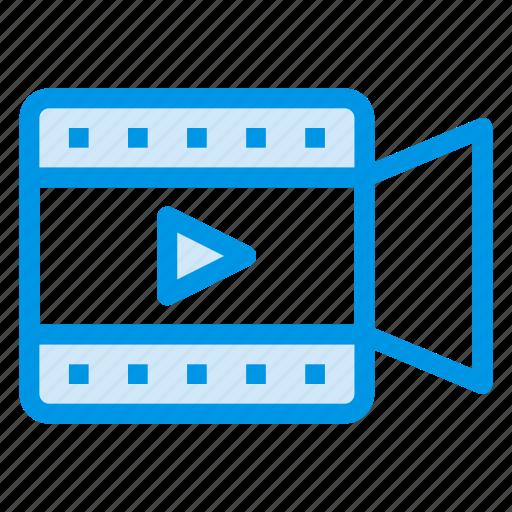 camera, device, film, media, record, video, webcam icon
