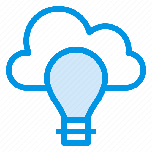 Bulb, campaign, cloudcreative, idea, mind, think, thought icon - Download on Iconfinder