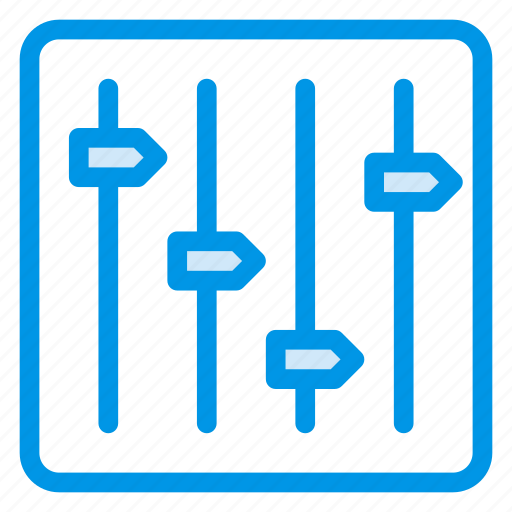 control, controller, device, media, options, settings, system icon