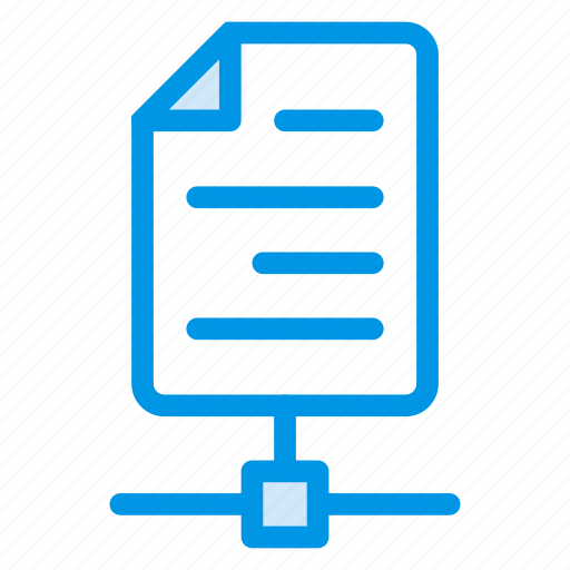 data, file, information, list, menu, sharing, statistic icon