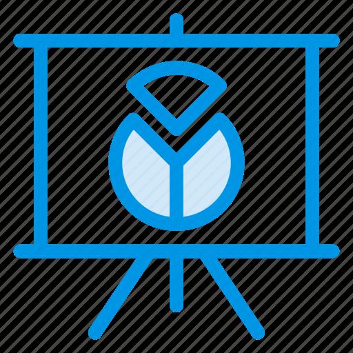 analytics, chart, diagram, document, graph, information, network icon
